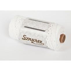 Biały sznurek bawełniany...
