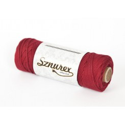 Bordo sznurek bawełniany...