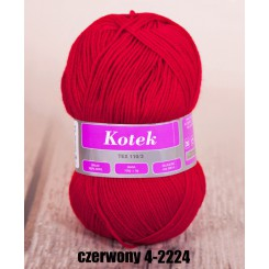Kotek czerwony 4-2224...