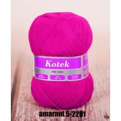 Kotek amarant 5-2201 100g/300m