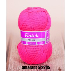 Kotek amarant 5-2205 100g/300m